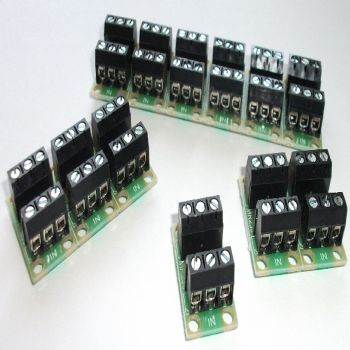 6x3 way Screw Terminal Block/Junction Board
